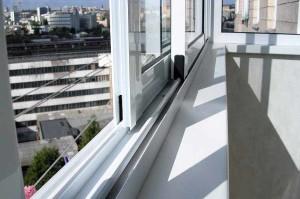 Застеклить балкон алюминиевым профилем