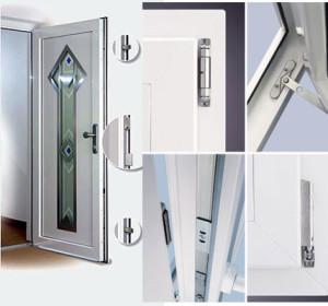 стальной крюк для окон и балконных дверей