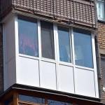 Как застеклить балкон в хрущевке — инструкции, цены, своими руками