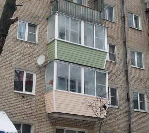 Как установить пластиковую раму на балкон в хрущевке