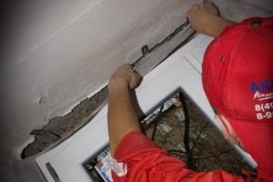 Как правильно применить пароизоляционную ленту на окнах из ПВХ