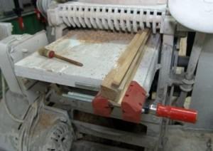 Изготавление штапика