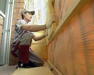 Как правильно утеплять балкон изнутри