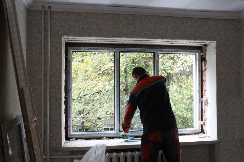 Лучший профиль остекления балкона