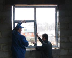 Как установить окна ПВХ своими руками