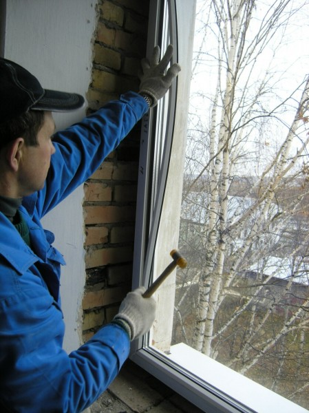 Как поменять стеклопакет в пластиковом окне своими руками 621