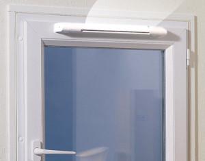 Вентиляционный клапан для пластиковых окон АЭРЭКО