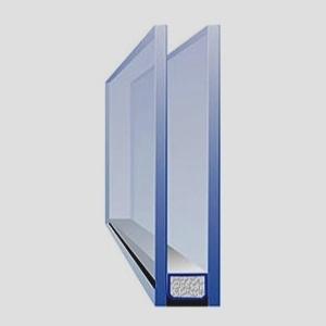однокамерный стеклопакет из качественного стекла