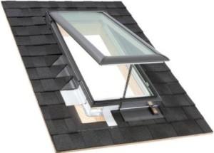 Мансардные окна фирмы Рото состоят из однокамерного стеклопакета