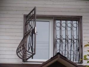 Решётка на окно