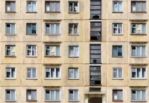 Размер окон в жилых домах