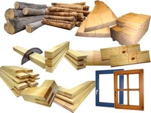 породы древесины для деревянных окон