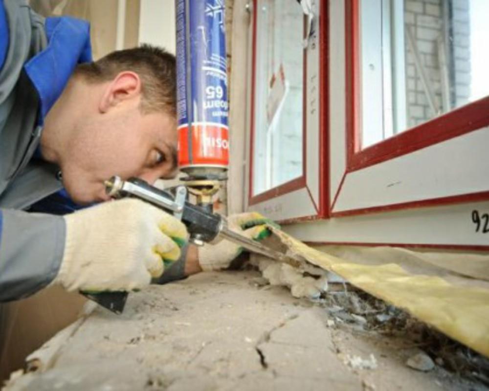 Установка окон пвх в деревянном доме - правила.