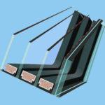 Особенности применения трехкамерных стеклопакетов