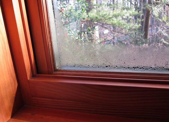 296Как сделать чтобы пластиковые окна не потели