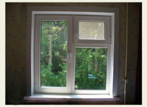 поставить себе окна с форточками