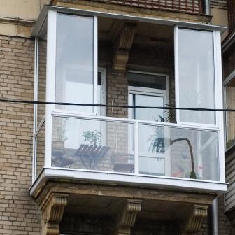 Как сделать так чтобы балкон не тек 301