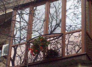 Французский балкон — что это
