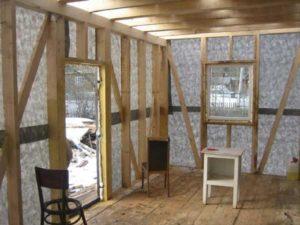 Что нужно знать об окнах в каркасном доме