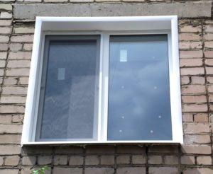 Внешние откосы для пластиковых окон своими руками