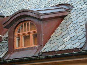 Как сделать слуховое окно на крыше своими руками