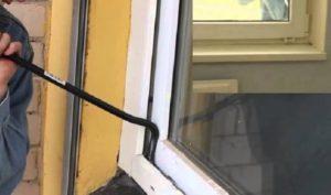 Инструменты для открытия окна