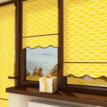 Как правильно выбрать рулонные шторы на пластиковые окна