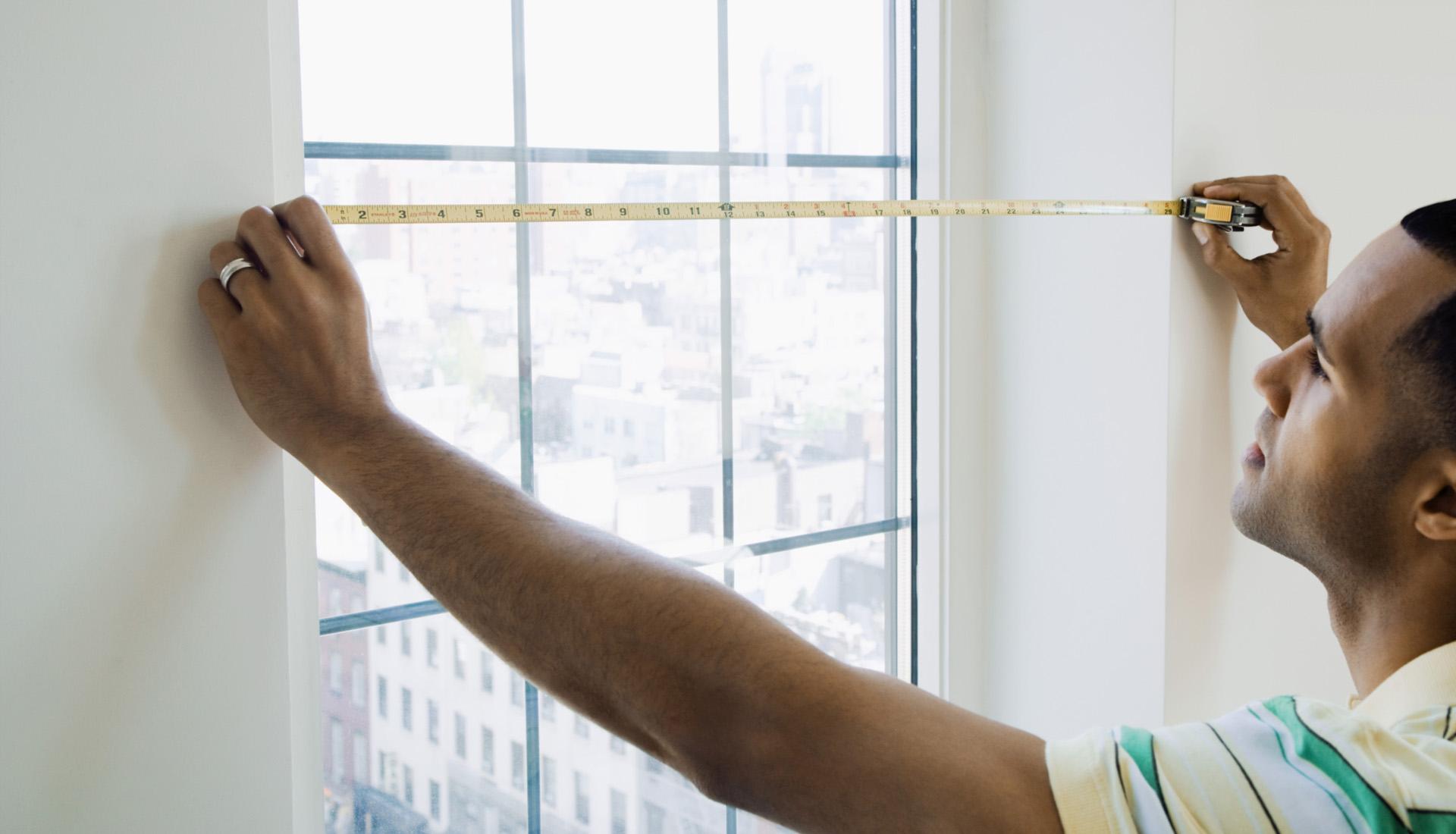 Как снять замеры перед сборкой стеклопакетов