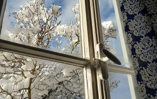 Как отрегулировать окна на зиму